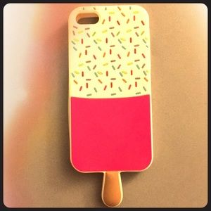 IPhone 5 / 5C / 5S / 5SE Silicone Popsicle Case